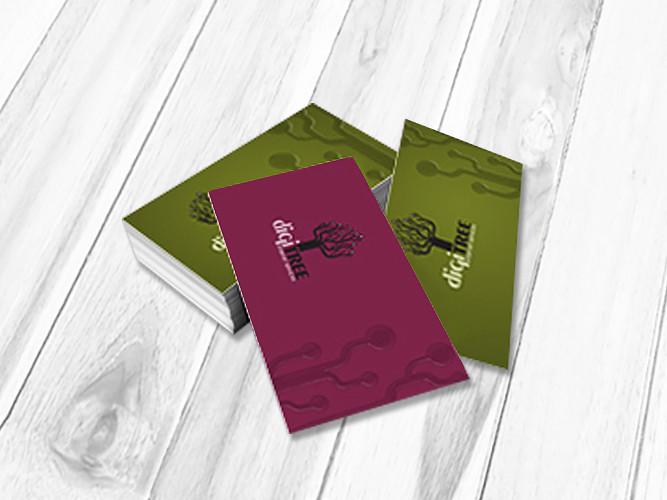 Κάρτες με Uv διπλής όψης